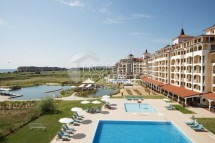 For sale furnished two-bedroom apartment in the luxury complex Sunrise, Obzor,Bulgaria