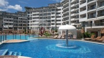 For sale excellent one bedroom apartment in Emerald complex, Ravda,Bulgaria