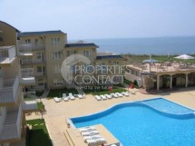 Properties in Ravda for sale. Two bedroom apartment in Rutland Bay with sea view