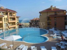 For sale two-bedroom apartment in Bulgaria in the town of Sveti Vlas, 100 meters from the sea