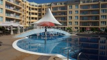 "Cheap studio for sale in complex ""POLO RESORT"",Sunny Beach,Bulgaria"