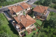 Detached houses for sale in a gated complex in Pomorie,Bulgaria
