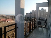 Sale of an inexpensive one-bedroom apartment with sea view in Bulgaria in the town of Saint Vlas