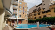 One-bedroom apartment for sale in Bulgaria in Sunny Beach, Bahami complex
