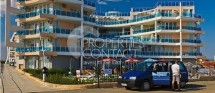 One-bedroom apartment for sale with а sea view in Bulgaria, in the town of Aheloy, Grand Sirena complex