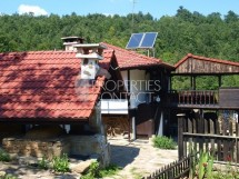 Two-storey house for sale in a village 6 km from the town of Gabrovo, Bulgaria