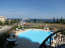 We offer for sale a spacious one-bedroom apartment with wondwrful sea view in Chernomorets, Bulgaria