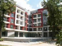 "Apartments and studios in the new complex ""Imperial Garden"" in Hisar"