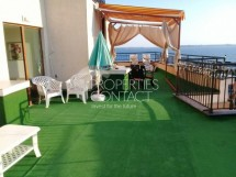 Furnished two bedroom sea view apartment for sale in Grand Hotel, Saint Vlas,Bulgaria