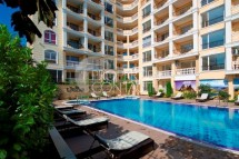 For sale a new one bedroom apartment in a beautiful SPA complex, Saint Vlas, Bulgaria