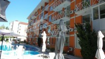 For sale a two-bedroom two-level apartment in Bulgaria in Sunny Beach in the complex Gerber 2