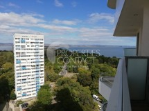 For sale two-bedroom apartment with sea view, first line, Burgas, Bulgaria