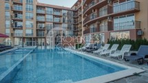 "Properties for sale in Sunny Beach -furnished studio in complex ""Sunny View South"""