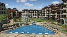 We offer for sale studios, one and two bedroom apartments first line in Lozenets, Bulgaria