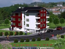 We offer for sale cheap apartments in a new building in balneological resort Velingrad, Bulgaria. Payment plan!
