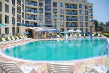 We offer for sale a one-bedroom apartment in Bulgaria in Sunny Beach in the Rainbow complex 1