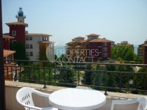 One-bedroom apartment for sale in Marina Cape complex, Aheloy,  Bulgaria