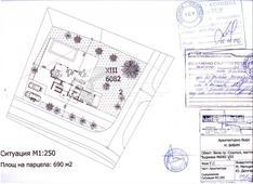 Regulated plot of land with panoramic sea view in Sozopol, Southern Black Sea Coast