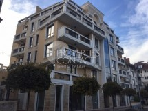 Cozy two-bedroom apartment for sale in the city of Burgas, Bulgaria, within walking distance to the sea
