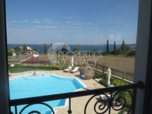 We offer for sale a spacious two-bedroom apartment with frontal sea view in Chernomorets, Bulgaria