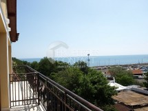 Sale of apartments on the southern coast of Bulgaria - a studio with a view of the sea in Tsarevo