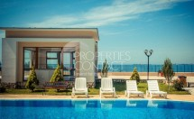 One-bedroom apartment with sea view for sale in Sea Grand Resort, Saint Vlas, Bulgaria
