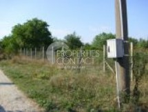 For construction on the northern coast of Bulgaria - regulated plot 6 km from the sea