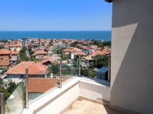 For sale a new one-bedroom apartment in Obzor with a sea view in Bulgaria