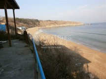 Regulated plot of land, front beach line, in Chernomoretsl, Southern Black Sea Coast