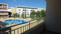 "Cheap properties in Sunny Beach, Bulgaria-studio for sale in ""Nessebar Fort Club""complex"