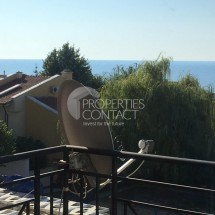 We offer for sale furnished one bedroom apartment with partial sea view in complex  Victorio Saint Vlas, Bulgaria
