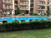 One-bedroom apartment for sale in Sunny Beach in Sea Grace complex, Bulgaria