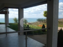 Sea view one bedroom  apartment for sale on the first line  in Kavarna,Bulgaria
