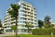 Apartments for sale in a new building from the developer in the very center of the city of Burgas, Bulgaria