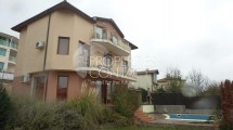 Furnished detached house for sale in Kosharitsa,Bulgaria, 2 km from Sunny Beach